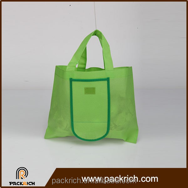 China Suppliers customized foldable non-woven shopping bag