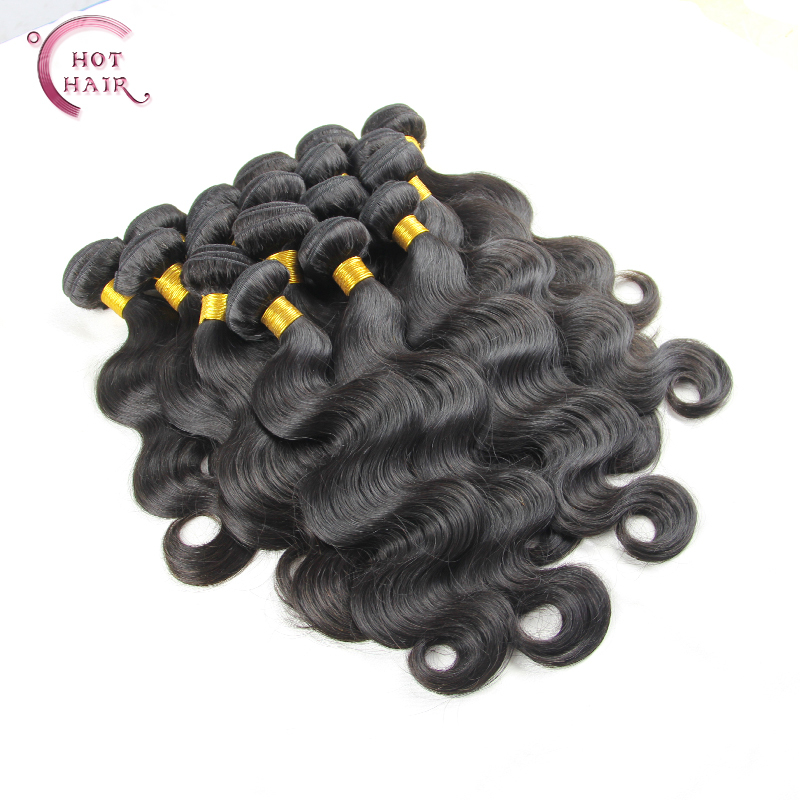 Grade 6A Malaysian Virgin Hair Weave Body Wave Remy Human Hair Bundles Malaysian Body Wave Virgin Hair Weave Wholesale