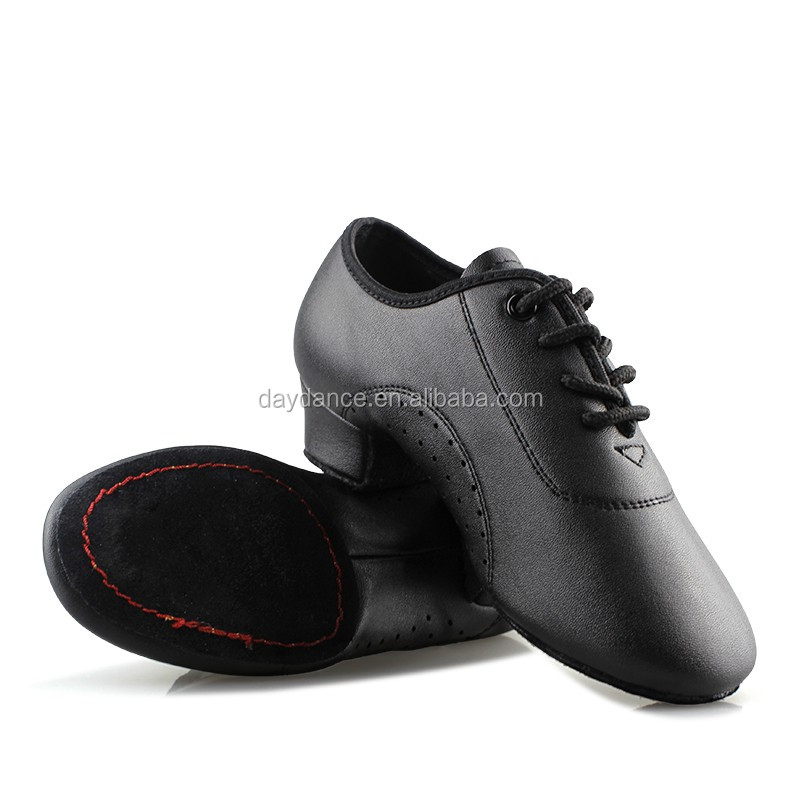 Freed Gibson Oxford Style Lace Up Ballroom Dance Shoes