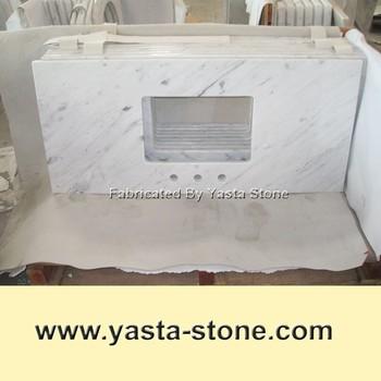 Carrara Marble White Stone Kitchen Island Price Buy Kitchen Island
