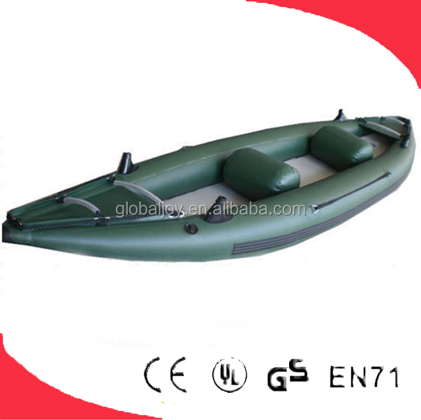 Inflatable Kayak Boat for Two People