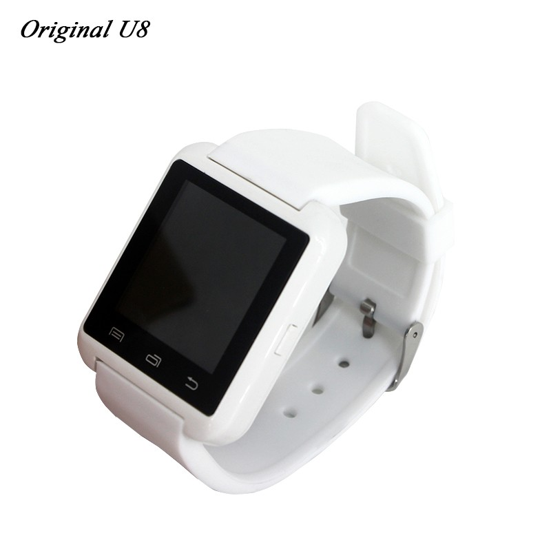 2017 hebrew language u8 dz09 gt08 smart watch 1.54inch touch screen wrist watch mobile phone