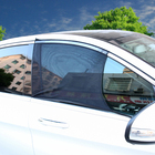 PVC Material Car Auto Sun Shades Visor Window Sunshade Cover Block selling in A Pair / Pack