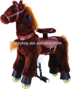Funny Kids Toy !!!Hot selling spring rich rocking horse for kids