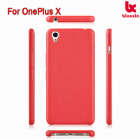 For OnePlus X PU case new model soft leather case 2016 NEW model China supplier phone case mobile accessories