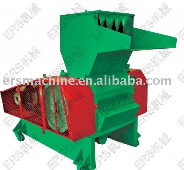 ERS-C03 plastic and foam sponge crushing machine