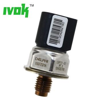 Genuine Fuel Rail Pressure Sensor 9307Z521A 55PP22-01 For Mercedes W204  S204 C E Klasse 2 2CDI Sprinter 313 2 1 CDI, View 9307Z521A, IVOK Product