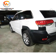 Per <span class=keywords><strong>Jeep</strong></span> Ricambi Auto SRT 8 Full Body Kit per 2011-2014 Grand Cherokee