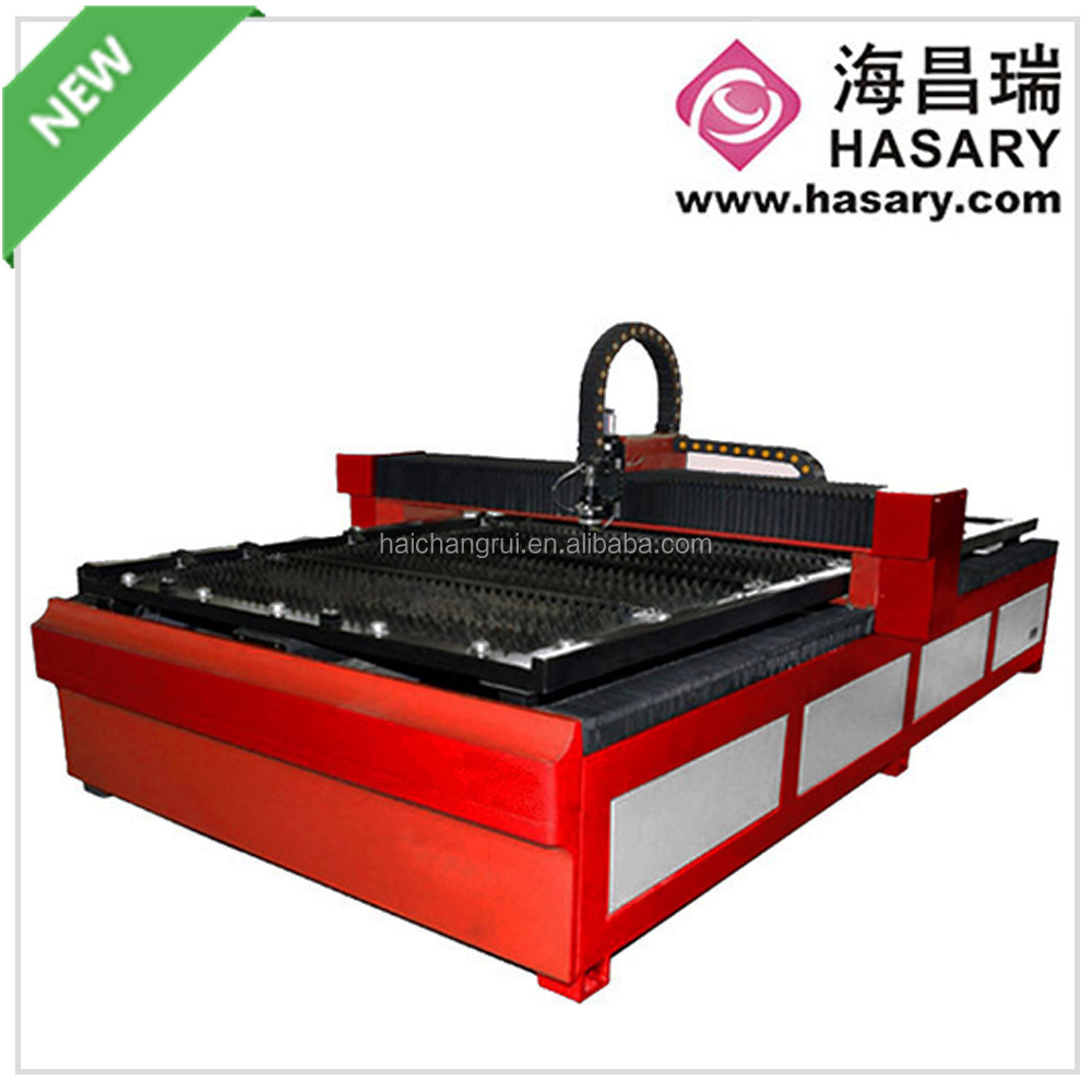 Wuhan Hasry 1000w laser cutting machine/fiber laser metal cutting machine for metal eye glass