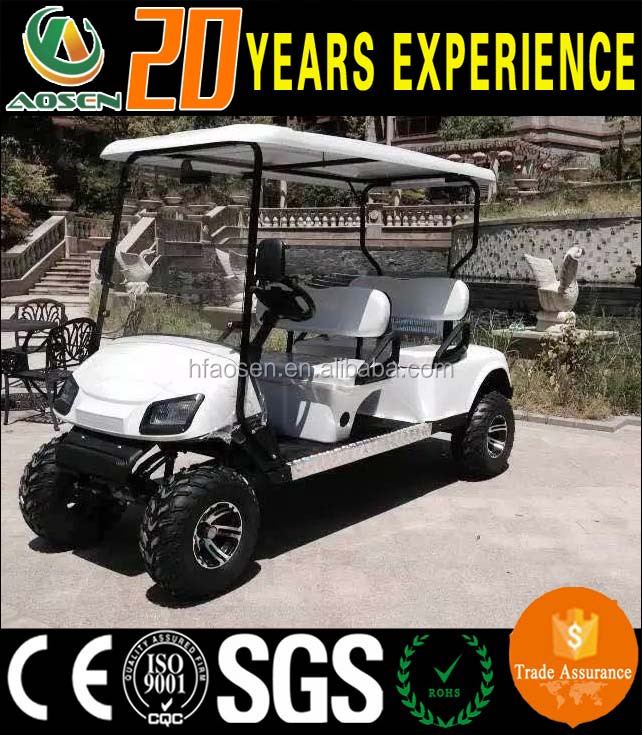 Wholesale 4 Wheel Electric Sightseeing Car CE Approved