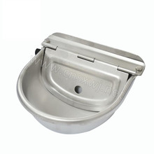 sheep pig dog Automatic water bowls float valve water trough