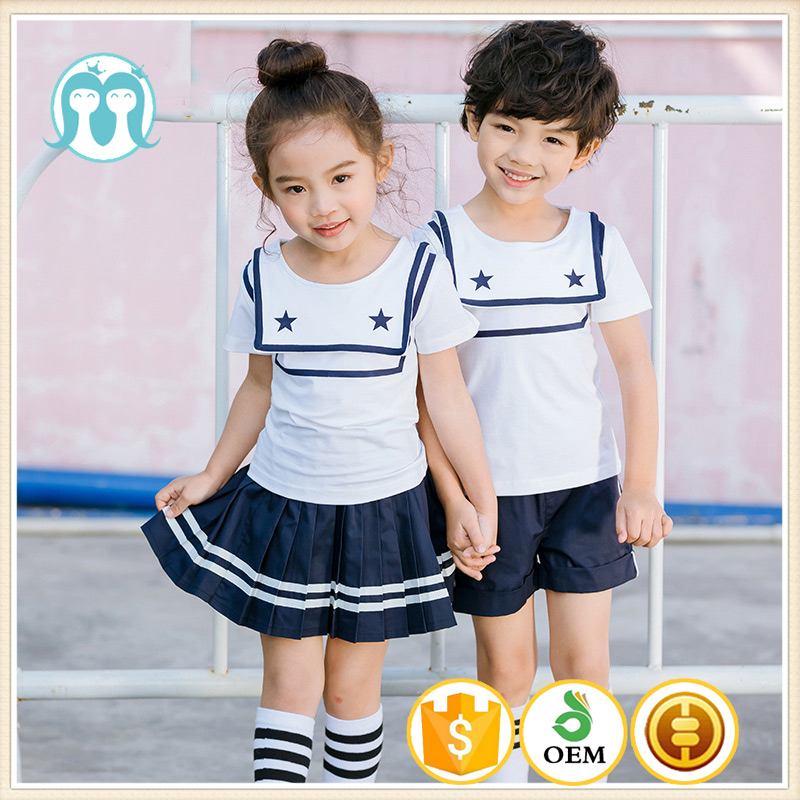 79010fd43bb9 Modern summer school uniform design Beautiful Primary School Uniform Saudi school  uniform Pakistan and Indian children