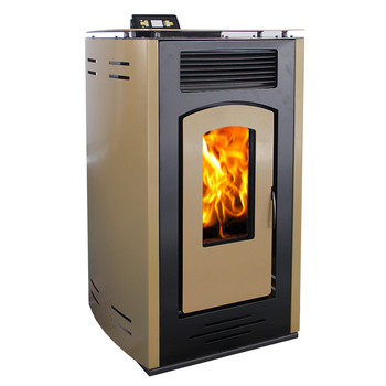 hot sale automatic control wood pellet stove WM-P07