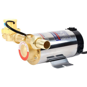 220V 100W Hot Water Automatic Circulating PumpStainless Steel Automatic Booster Pump
