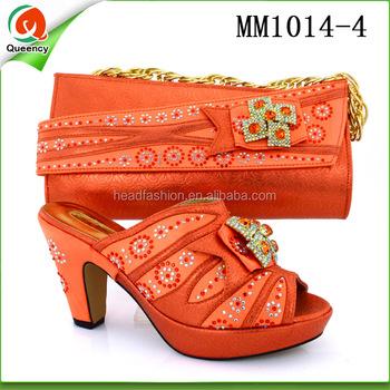 Orange Wedding Shoes Midway Media