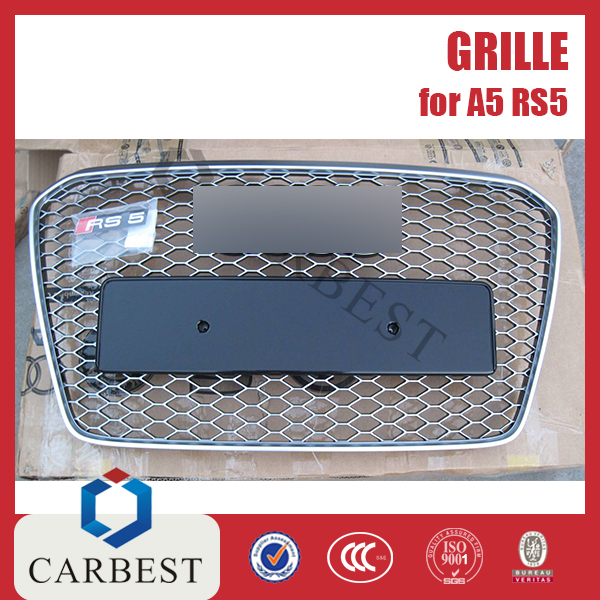High Quality Grille for Audi A5 RS5