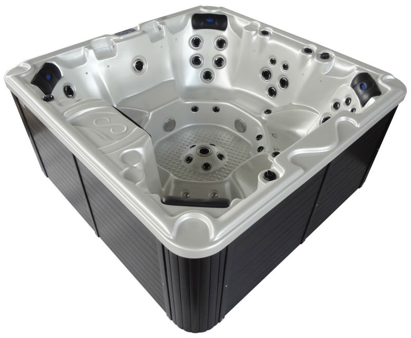 2014 Hot and New 7 persons air jet massage outdoor spa hot tub