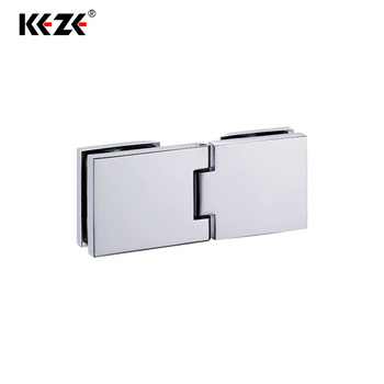 Similar Dorma H Shape Square Tube Chrome Finished Glass Shower Door