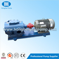 3QGB heat insulation cooking oil pump with insulation jacket