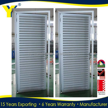 Aluminum louver door plantation shutters exterior aluminium louver door for ventilation buy Aluminum exterior plantation shutters