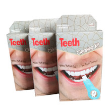 Instant bleken kit, Dental whitening kit, 1 minuut wit tanden kit