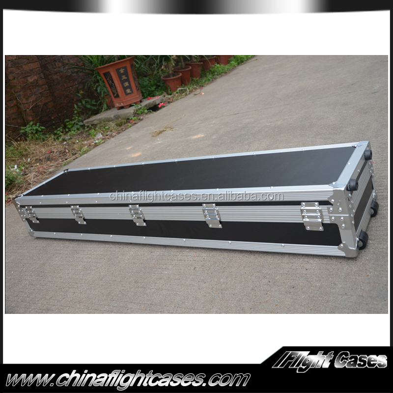 Custom Made Rifle Gun Flight Case Road Trunk Flight Case for Transport