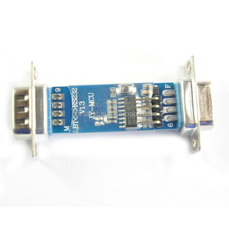 DB9 RS232 RF Wireless Bluetooth Module HC-06 Slave Serial Port For arduino new