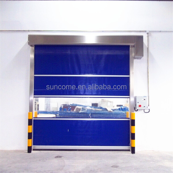 high speed roller door with 20 years experience