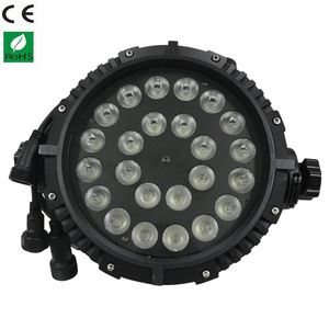China supplier cheap export cheapest ! 24x10w led par cans/4in1 rgbw led par light /10w par led 5in1 6in1