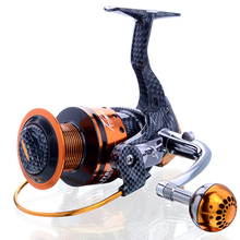 New Arrival Big Game Fishing Reel TT6000 12+1BB 6000 Series Can be Used for Freshwater / Saltwater