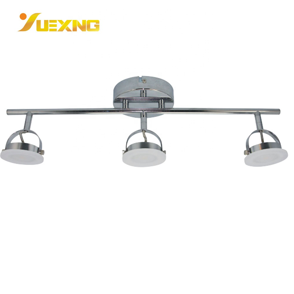 Economical Commercial Custom Adjustable Surface Mounted Mini Iron Glass Led Cob Spot Light 15W