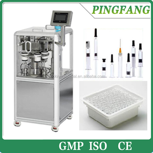 G10-S Disposable Pre-filled Syringe Filling Machine with Good Price
