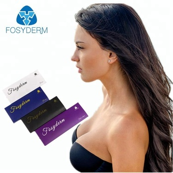 Fosyderm Hyaluronic Acid Korea Dermal Filler 20ml Syringe Breast Filler  Enhancement - Buy Breast Filler Enhancement,20ml Syringe,Hyaluronic Korea