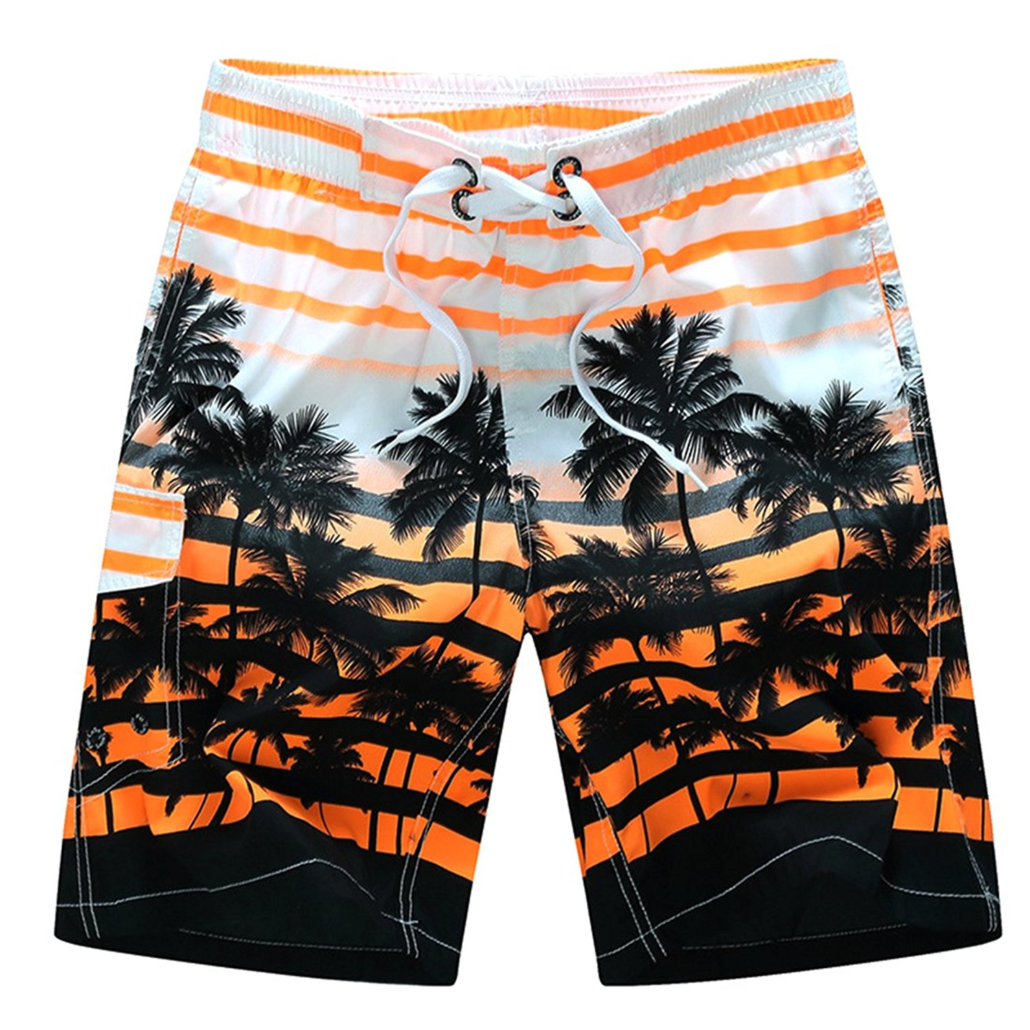72c1242dfe90f Comeon Summer Shorts,Men Quick Dry Swim Trunks Cargo Water Shorts With Mesh  Lining Casual