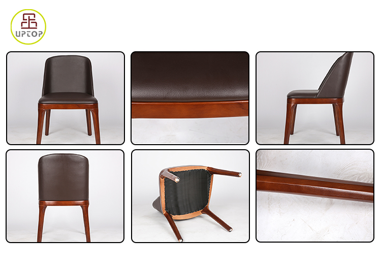 (SP-LC815) Modern luxury design dining chair retro leisure grace chair for restaurant
