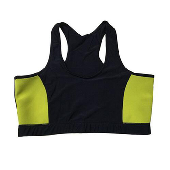 Sport Fitness Breathable Running Training Bra for Women