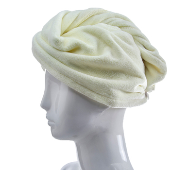 Sell Like Hot Cakes Microfiber Hair Drying Turban Towel Wholesale