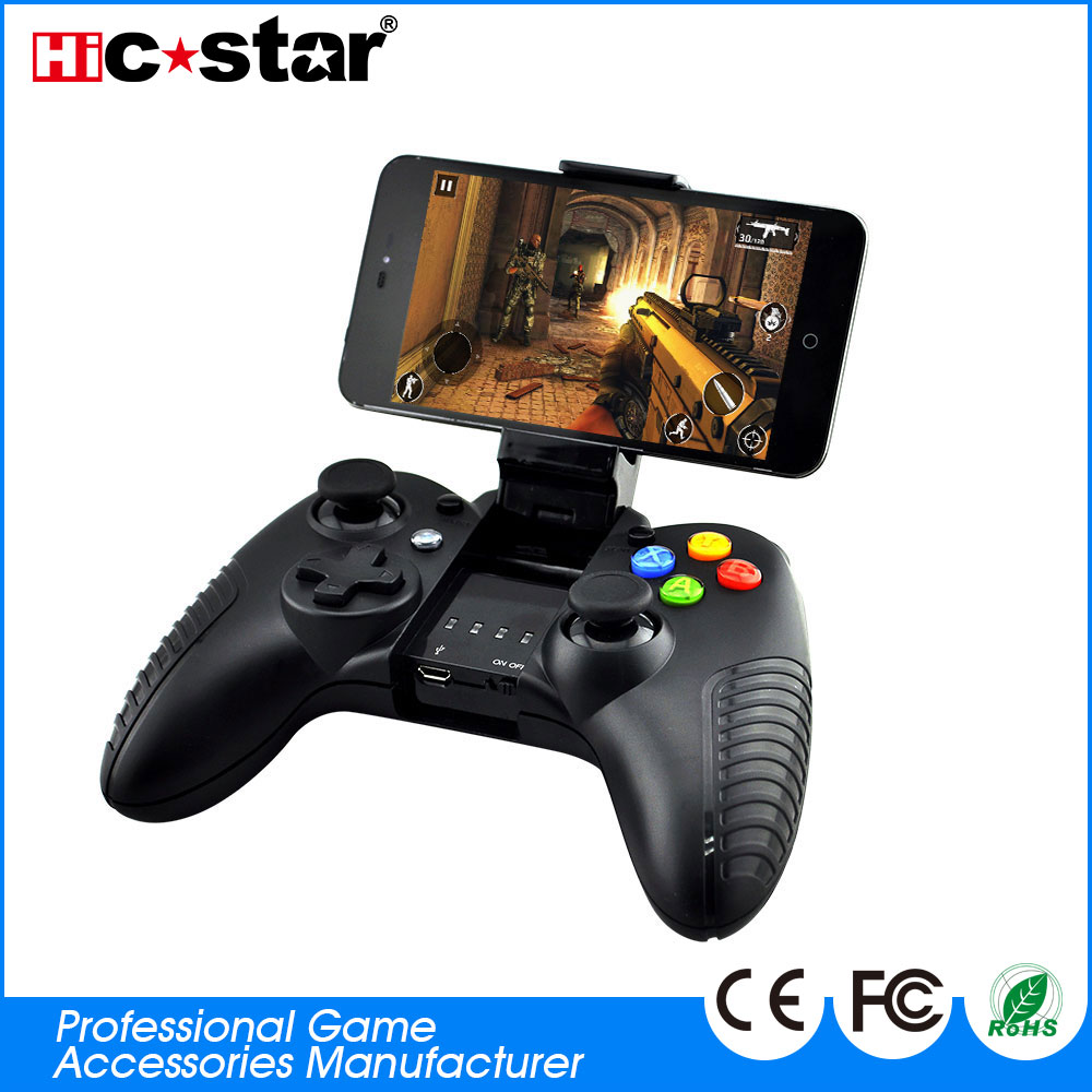 hot wholesale bluetooth gamepad mobile phone joystick game controller