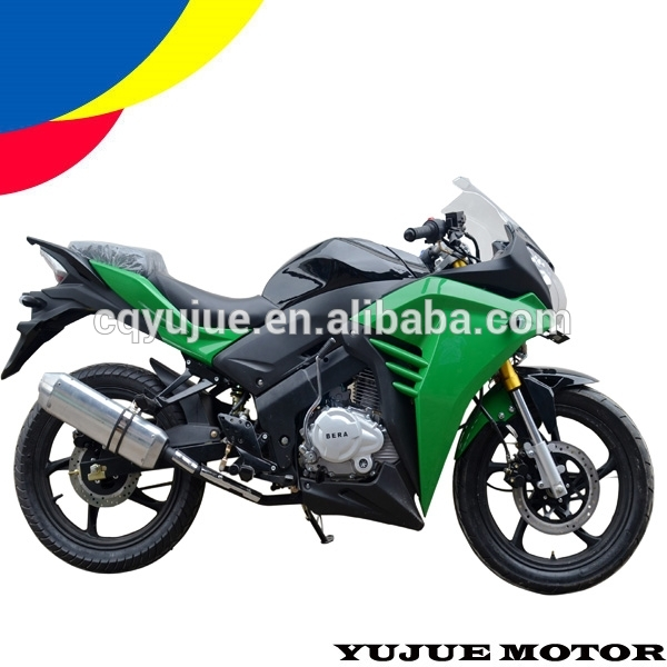 Gas powerful moped 200cc big engine motor