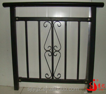 simple wrought iron fence. Simply Durable Wrought Iron Fence For Balcony Simple C