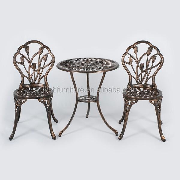 Fundici n de aluminio al aire libre muebles de terraza for Aluminio productos de fundicion muebles de jardin