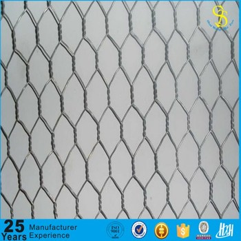 Good Quality Hexagonal Wire Mesh Chicken Poultry Farms Fence Chicken ...