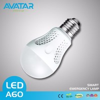Avatar New Product led A60 led bulb Plastic+Aluminum 7w SMD2835 E27 60*110mm AC100-240V CRI>75 70lm/w warm white 2yearsWarranty