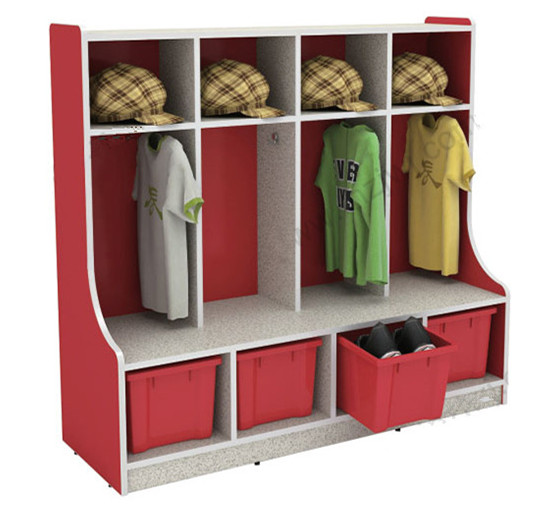 2014 Hot Sale Colorful Design School Furniture Kids Wooden