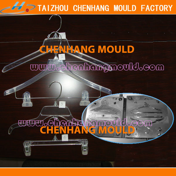 Injection mold clamp for household products