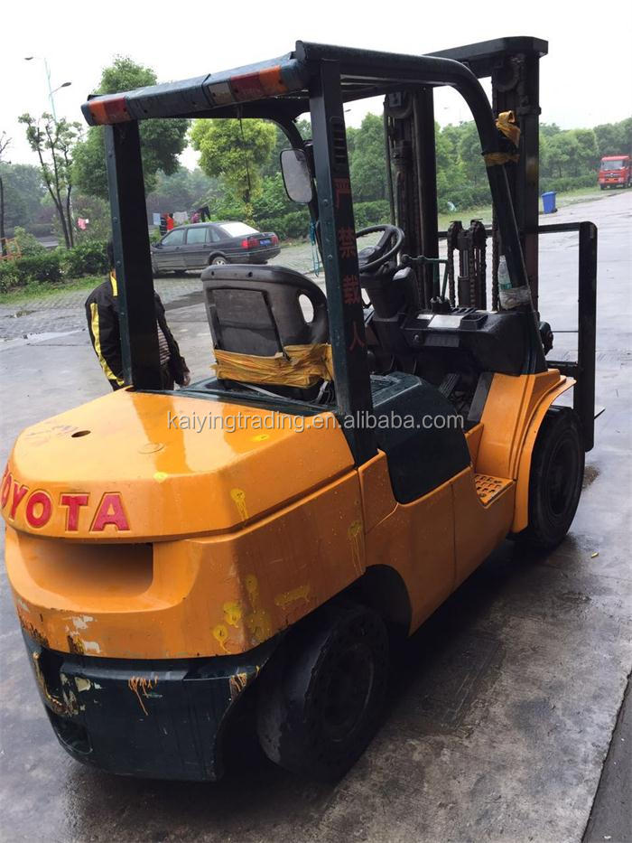 Used Diesel Engines Forklift /Used Toyota Toyota 3 ton Truck