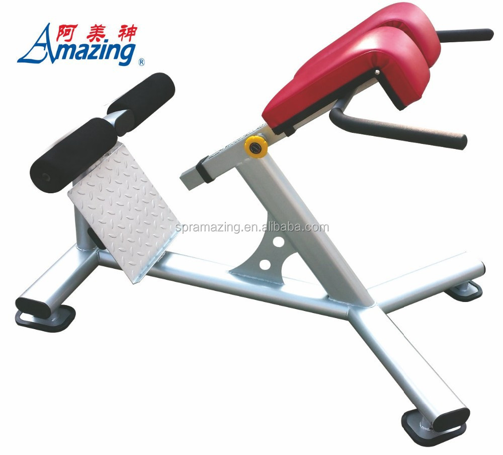 Attractive Ama8839 Amazing Brand Professional Adjustable Hyperextension Bench Body  Building Exercise Sports Equipment Gym Machine   Buy Hyperextension Bench,Commercial  ...