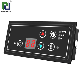 CK200216-D LED Bus ac heater climate controller with best price
