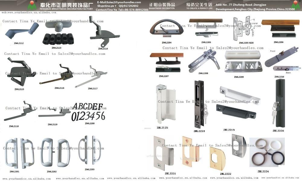 Customized Door Lock Cover Plate Cheap Price Door Strike