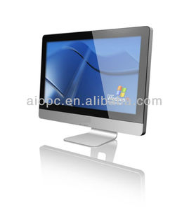 18.5 inch all in one pc touch screen desktop computer all in one pcs